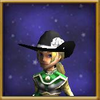 Hat Cowl of Calamity Female