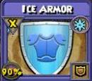 Ice Armor Item Card
