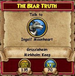 Q GH The Bear Truth