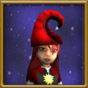 Hat WC Akilles' Blazing Helm Female