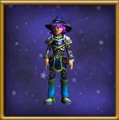 Malistaire's Iceflame Tunic Male