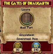 Q GH The Gates of Draugarth
