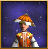 Hat MS Zippy Shroud Male