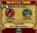 The Crystal Towers