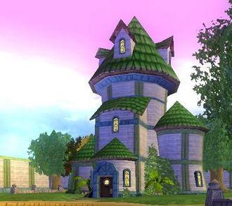 Rattlebone's Tower
