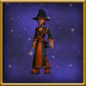 Roughspun Robe Male