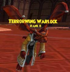 Terrorwing Warlock