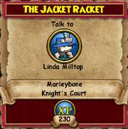 The Jacket Racket