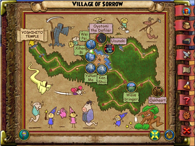 Villageofsorrow