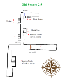 OS 2.5 map