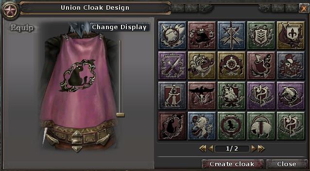 Union Cloak