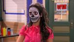 Lisa monster face