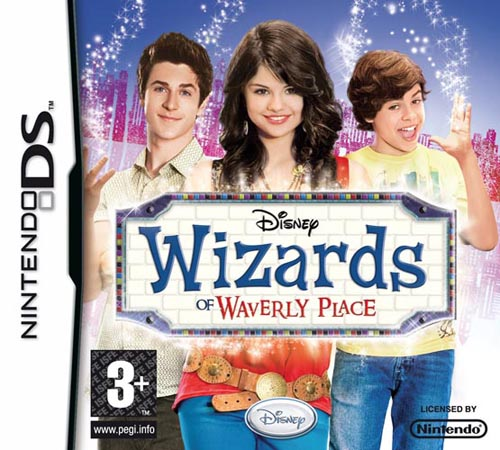 Waverly Place Apartments: Wizards Of Waverly Place (video Game)