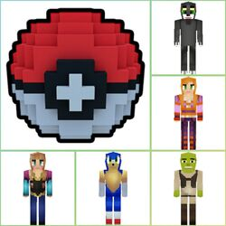 Cartoon Skin Pack