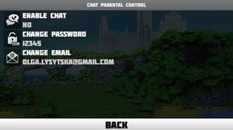 WoC Tutorials How to Use Parental Control (Switch On Off Chat)