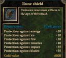 Rune Shield