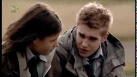 Video maddy and rhydian my destiny wolfblood wiki fandom
