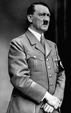 Adolf Hitler portrait
