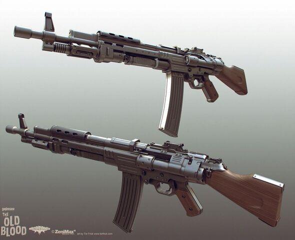 Archivo:Nazi Shotgun 1946 2.jpg