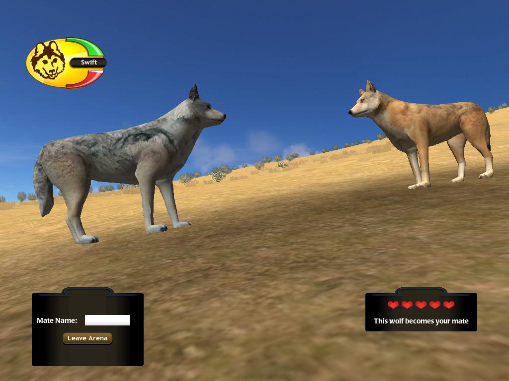 wolfquest register