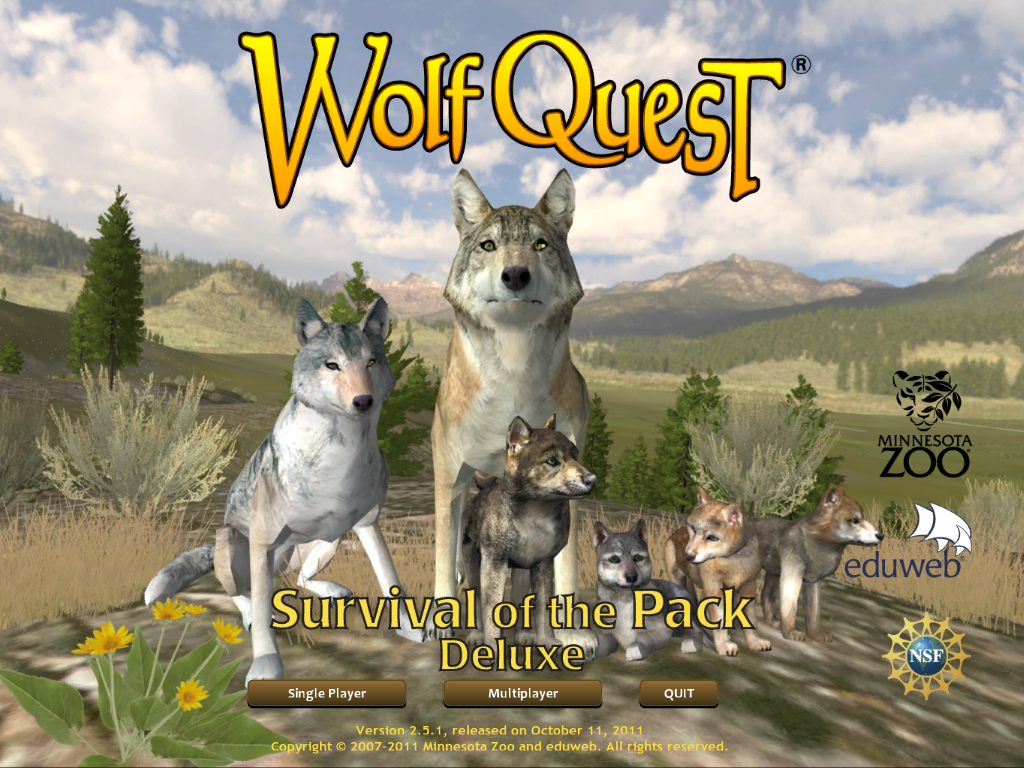wolf quest review