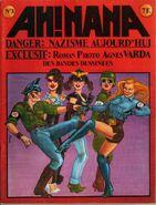 Ah! Nana, Issue 3