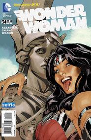 Wonder Woman Vol 4-34 Cover-2