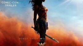 Wonder Woman July 2016 Trailer