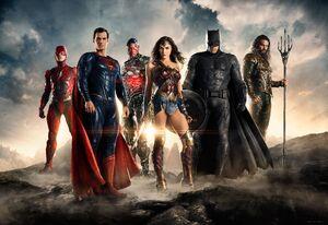 Justice League 2017 Group Teaser