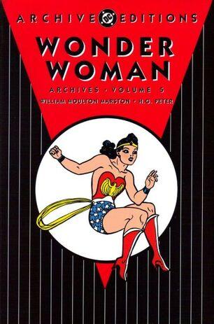 Wonder Woman Archives 05