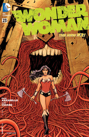Wonder Woman Vol 4-23 Cover-1