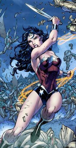 Wonder Woman new52