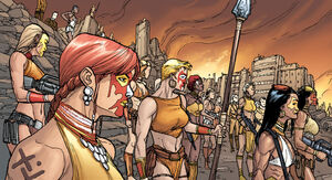 Amazons of Bana-Mighdall - Amazons Attack 05 p08