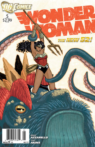 Wonder Woman Vol 4-5 Cover-1