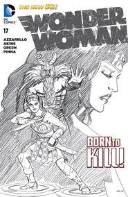 Wonder Woman Vol 4-17 Cover-2