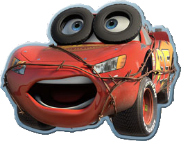 Lightning Mcqueen Lightning Mcqueen Rolling Luggage Give A Positive Or Negative Rating Tires Mcqueen Triumph Coloriage Coloriage