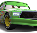 Chick Hicks (race car)