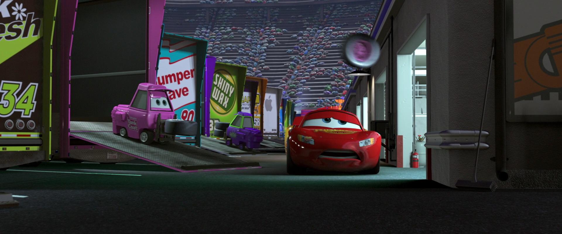 Octane Gain Hauler World Of Cars Wiki Fandom Powered