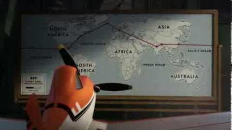 Disney's Planes - In Theatres in 3D August 9!