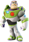 Buzz Disney INFINITY Render