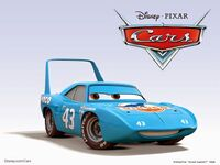 Cars Characters 20 TheKing
