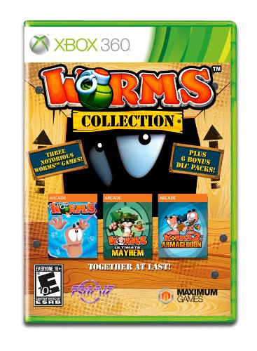 free worms 3 game