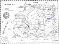 River Gaelin map