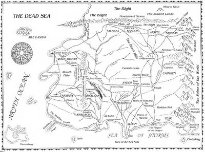 WoT Map