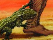 Hostile terrain lizardccg