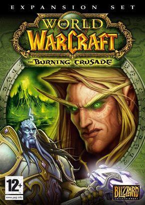 cover von The Burnig Crusade