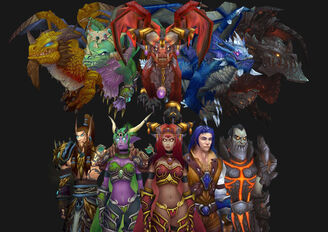 Wow the dragon aspects by ereptile-d4b9dj8.jpg