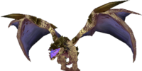 Verseuchter Drachenschwarm