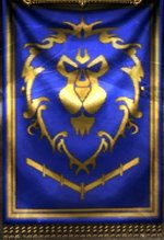File:150px-Perfect flag of Stormwind.jpg