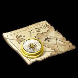 Datei:Schatzkarte Kompass Icon.png